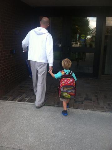 Sawyer1stDaySchool