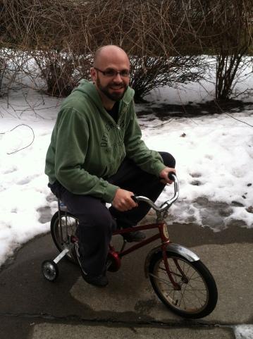 Brett - Bike