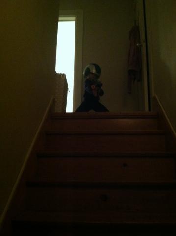 Sawyer Stairs 1